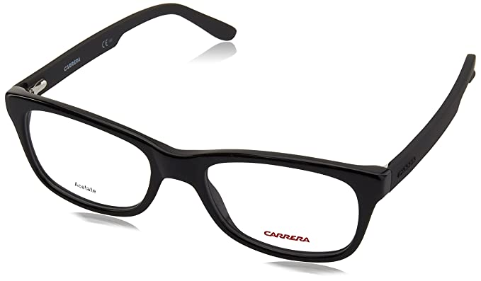 9aaf57b69a Image Unavailable. Image not available for. Colour  Carrera Full Rim  Rectangular Unisex Spectacle Frame - (CA6653 KUN 5218