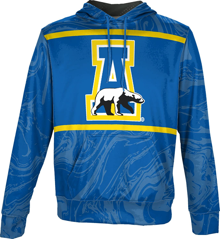 Ombre ProSphere University of Alaska Fairbanks Boys Full Zip Hoodie