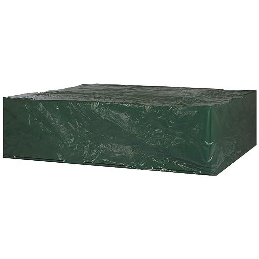 Ultranatura 1171 Cubierta Protectora para Muebles, Verde, 240x140x90 cm