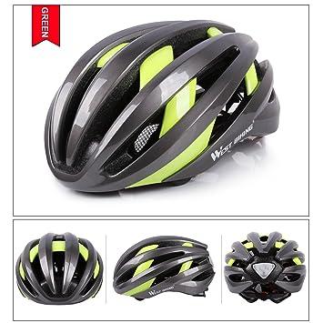 Casco de bicicleta de West Biking con auriculares Bluetooth recargables por USB, navegación