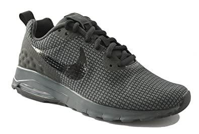 pretty nice ce3c8 85d7e Nike Womens Damen Air Max Motion Liteweight SE Running Shoes,  Black-Anthracite 005 4