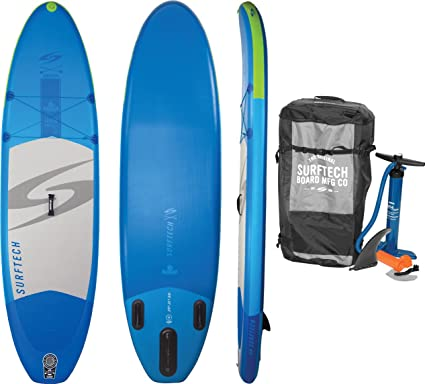 Amazon.com   Surftech Skiff Air Travel 10 0 Inflatable Stand Up ... d821405c3