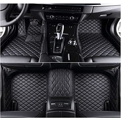 Amazon Com Ligaplo Car Floor Mats Custom Fit All Weather 3d Covered