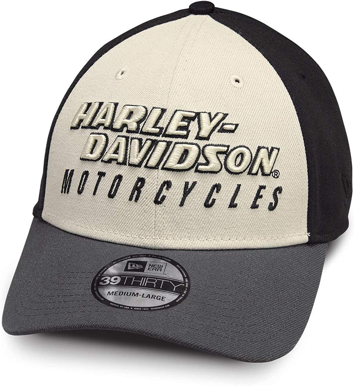 HARLEY-DAVIDSON® Men s Colorblock 39THIRTY – Gorra 99460 – 19 VM ...