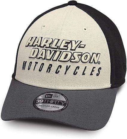 HARLEY-DAVIDSON® Men s Colorblock 39THIRTY – Gorra 99460 – 19 VM ...