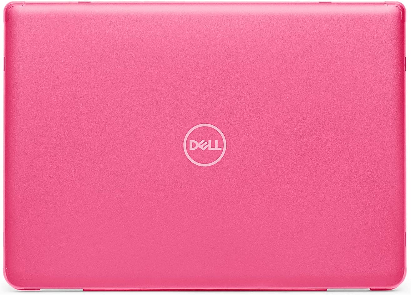"""mCover Hard Shell Case for 14"""" Dell Latitude 3400 Business Laptop Computers Released After March 2019 (NOT Compatible with Other Dell Latitude Computers) (Pink)"""