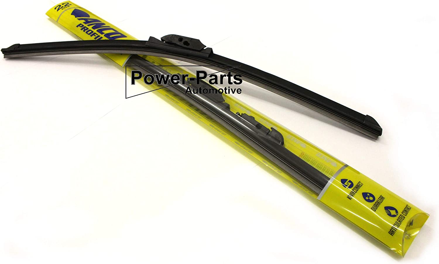 Pair of Exclusive DuraKlear Professional Windscreen Wipers