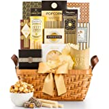 Gourmet Gift Basket - As Good As Gold by GiftTree | Premium Gift Basket for Men or Women