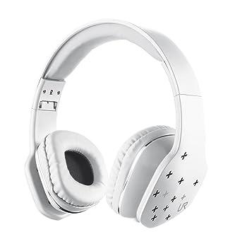 Trust Urban Mobi - Auriculares de diadema cerrados, blanco: Trust: Amazon.es: Electrónica