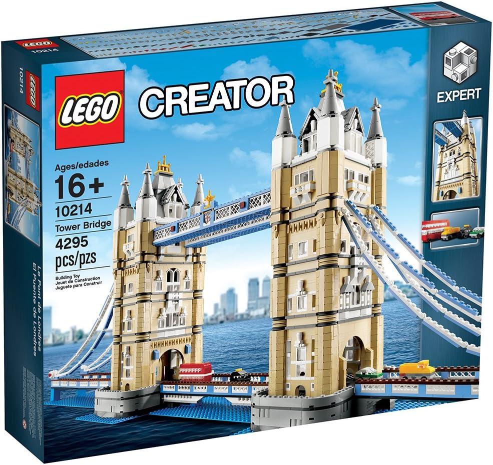 レゴ (LEGO) クリエイター・タワーブリッジ 10214