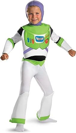 Disfraz DI5233-M Buzz Lightyear Deluxe Costume Ni-o Talla M ...