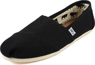 TOMS - Mens Classic Canvas Slipon Shoes