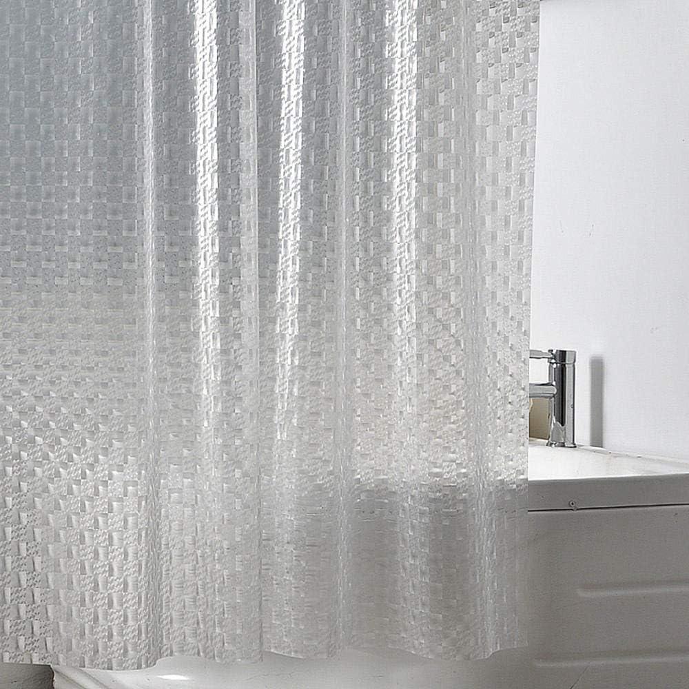 180 180 cm Beddingeer Imperm/éable /à leau et /à la moisissure 3D imprim/é en bambou /épais avec un crochet