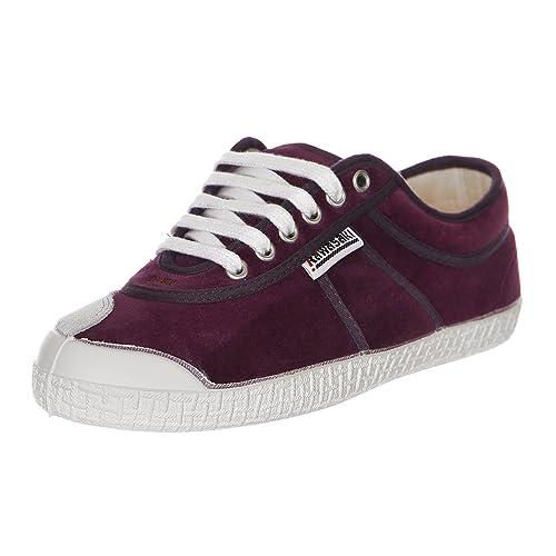 Kawasaki Zapatillas de Terciopelo para Hombre Morado Violeta: Amazon.es: Zapatos y complementos
