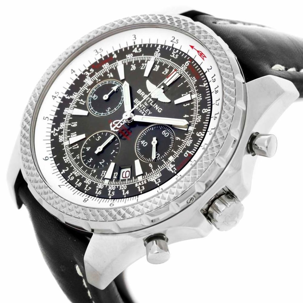 Breitling Bentley A25362 - Reloj automático para hombre (certificado de autenticidad): Breitling: Amazon.es: Relojes