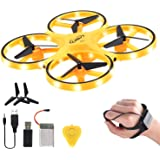 Toyshine Mini Drone 2.4G Gravity Sensor RC Quadcopter Obstacle Avoidance Hand Control Altitude Hold