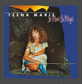 Resultado de imagen para Teena Marie - It Must Be Magic (Remastered)