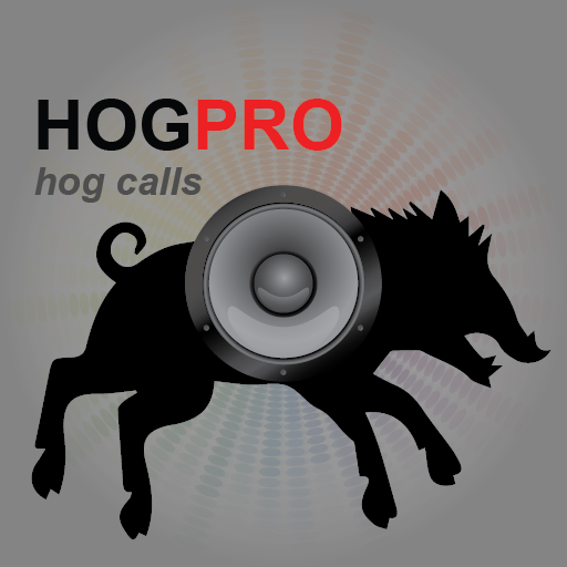 Grunter Game Call - REAL Hog Hunting Calls, Hog Calls, Boar Calls App for Hog Calling & Wild Boar Calling - BLUETOOTH COMPATIBLE