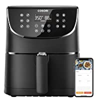 Deals on COSORI Smart WiFi Air Fryer 5.8QT 1700-Watt CS158-AF