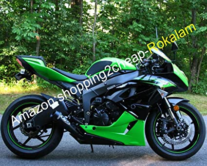 Hot Sales,For Kawasaki NINJA ZX6R ZX-6R 09 10 11 12 ZX636 ZX ...