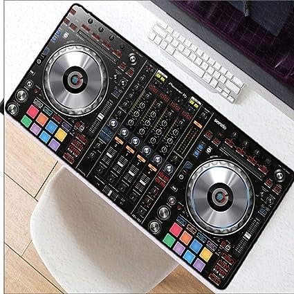 Almohadilla para ratón, Creativo Simple Dj Música Impresión ...