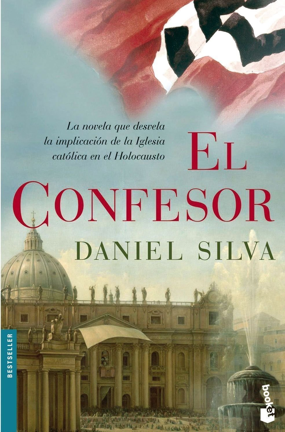 The Confessor (spanish Edition): Daniel Silva: 9788408067023:  Amazon: Books