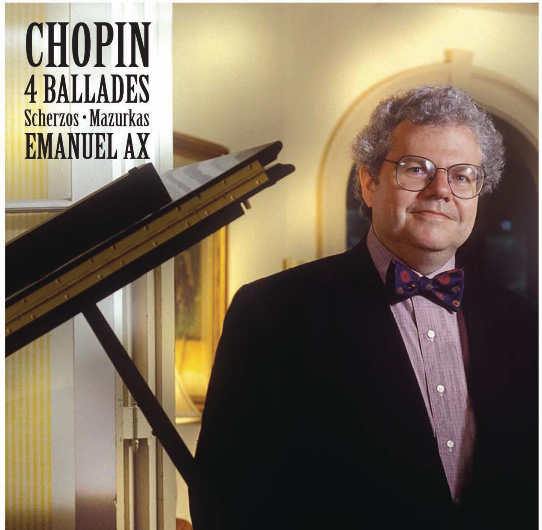 Chopin: 4 Ballades / Scherzos / Mazurkas by Sony Classical
