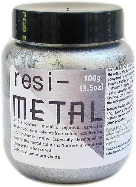 Resi-Metal Pigment Paste For Resin 100g Aluminium Oxide