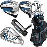 Tour Edge Golf- Bazooka 360 Complete Set With Bag Graphite/Steel