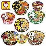 マルちゃん カップ麺 ミニ 24食セット 小腹対策に 博多とんこつ追加