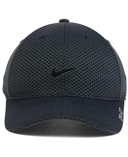 aed974850 Nike Adult Unisex Tailwind Running/Golf/Tennis Cap Anthracite