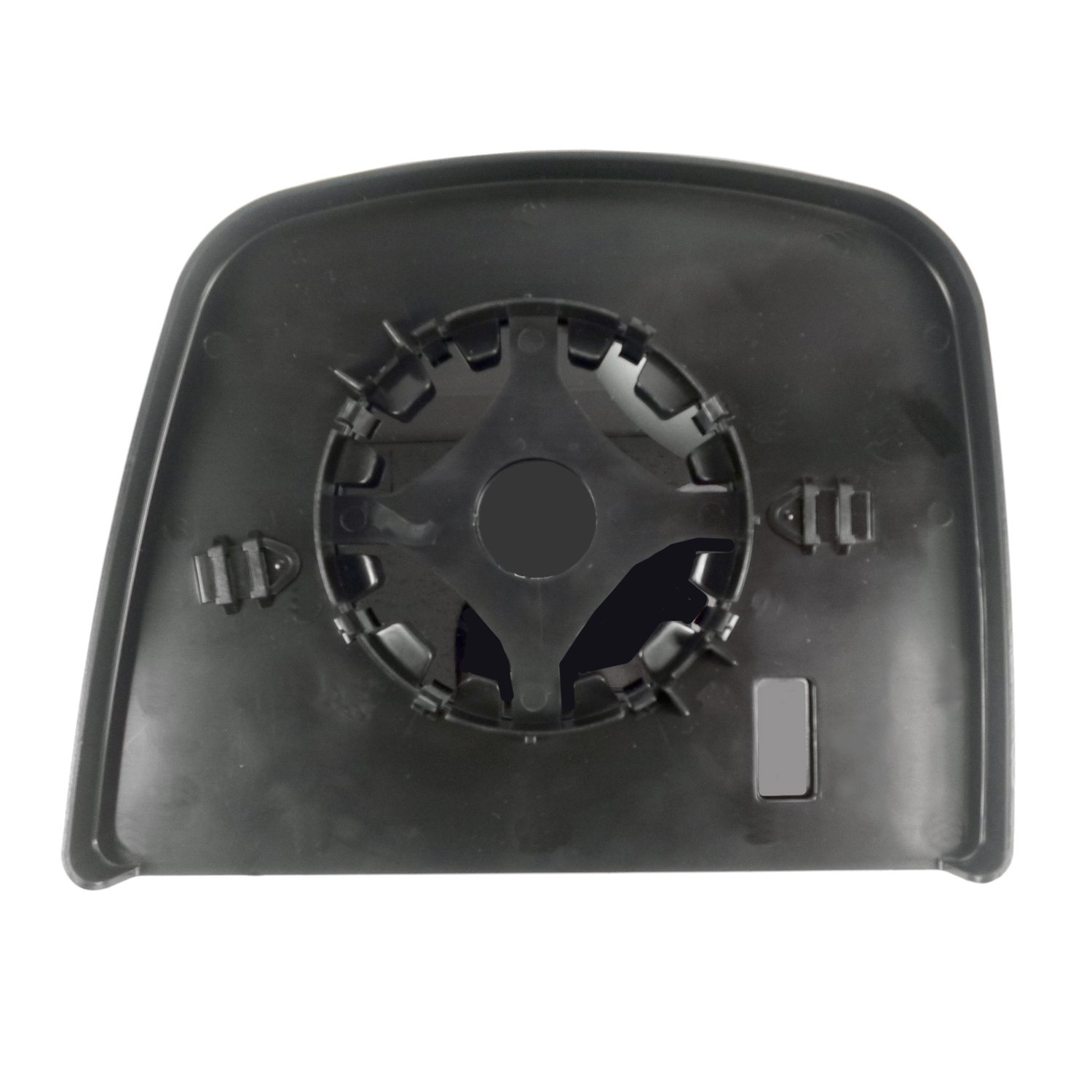 Fit System 88263 Chevrolet//GMC Left Side Manual//Power Replacement Mirror Glass with Backing Plate