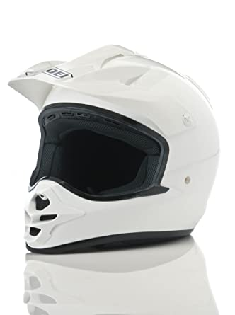 Shoei Casco V-Moto Monocolor Plain blanco Cm 57-58 (INT M)