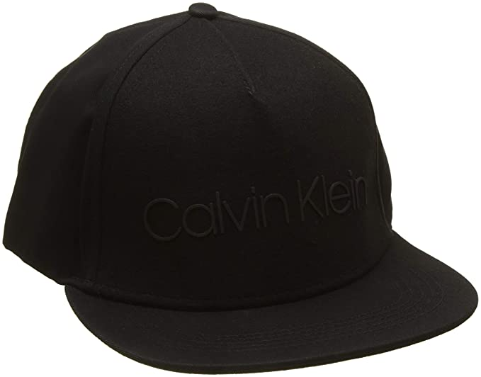ead2bf58ebe Image Unavailable. Image not available for. Colour  Calvin Klein Men s Logo  Patch Trucker M Baseball Cap ...