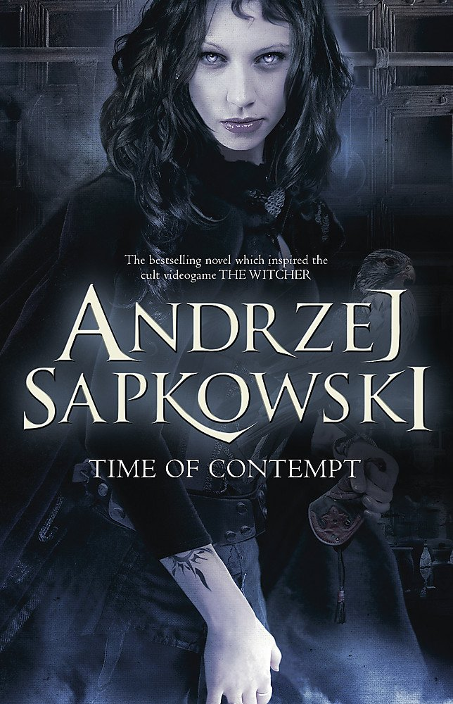 The time of Contempt (Inglese) Copertina flessibile – 1 gen 2014 Andrzej Sapkowski Orion 0575090944 FICTION / Fantasy / General