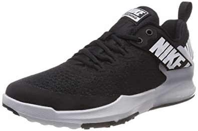 official photos e23b7 e18a0 Nike Men s Zoom Domination Tr 2 Training Shoe, Black White Dark Grey,