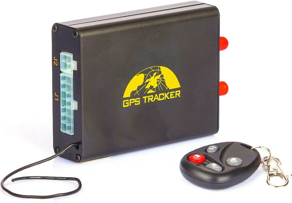 GPS PLOTTER PROFESIONAL TK-106B ORIGINAL SPY GSM VEHÍCULO robo de ...