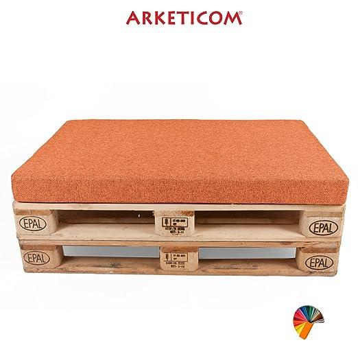 Arketicom cojín Asiento 120 x 80 x 10 sofás de Pallet ...