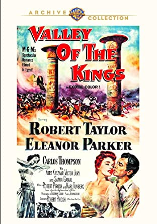 valley of the kings 1954 download