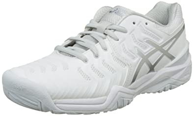 ASICS Gel Resolution 7 Women s Tennis Shoes - SS17-6 - White 48b1aecdd