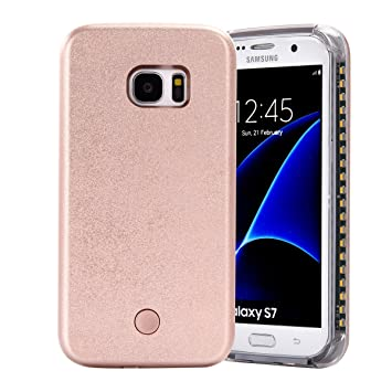 coque led galaxy s7
