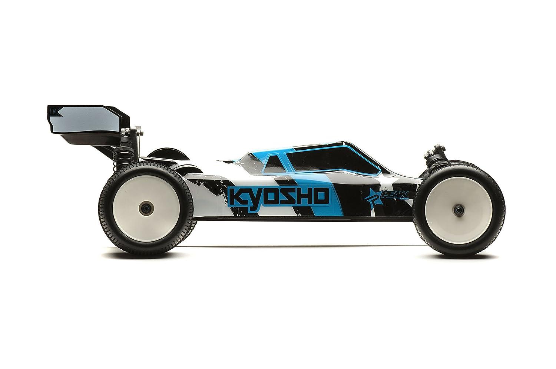 Blue//White//Black Kyosho RTR RC Racing Buggy Vehicle