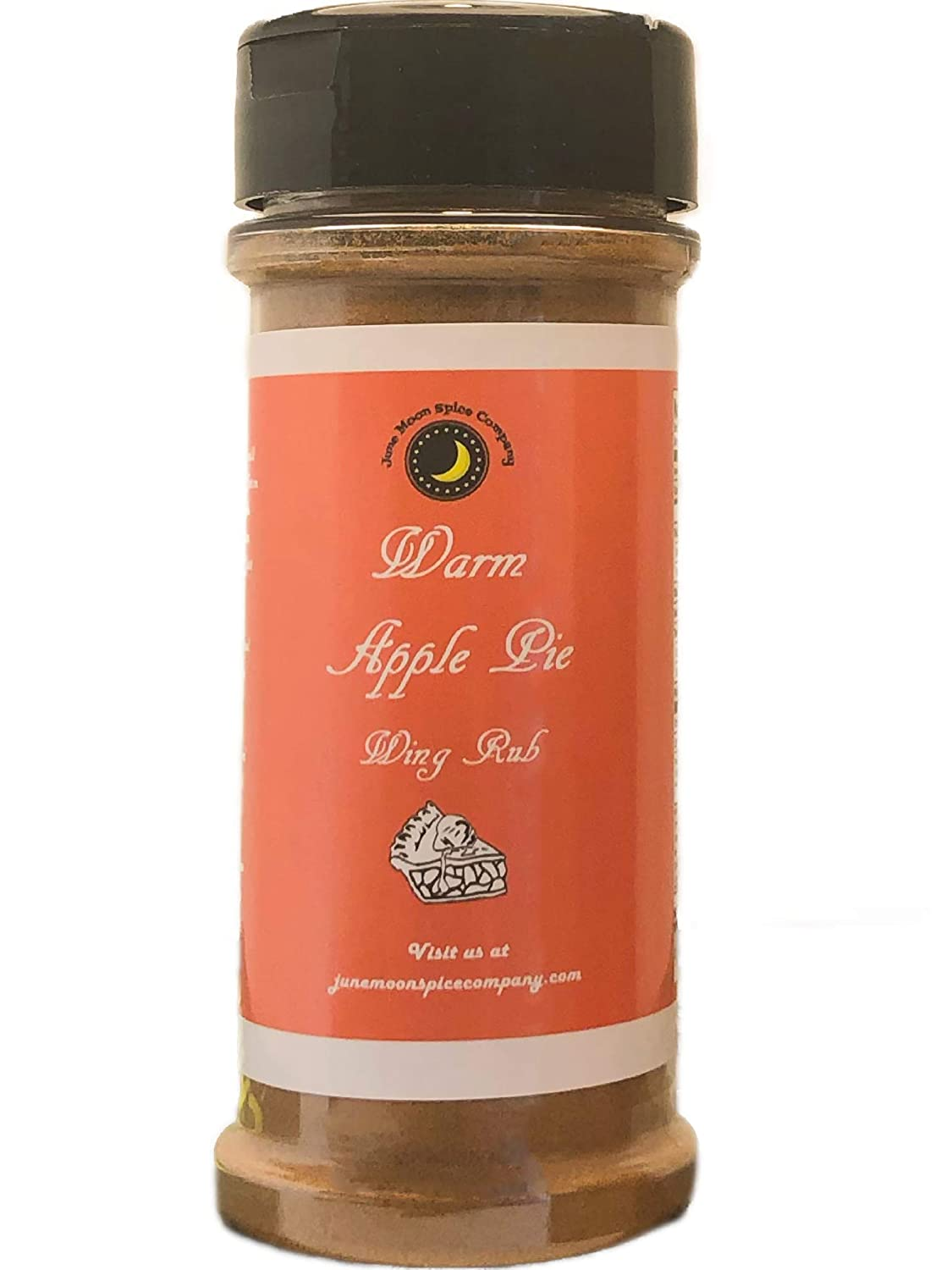 Premium | Warm APPLE PIE Chicken and Pork Dry Rub | Crafted in Small Batches with Farm Fresh SPICES for Premium Flavor and Zest