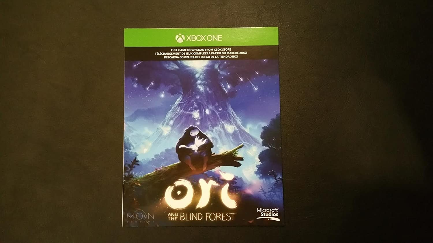 Ori and the Blind Forest - Xbox One [Digital Download Code Card ...