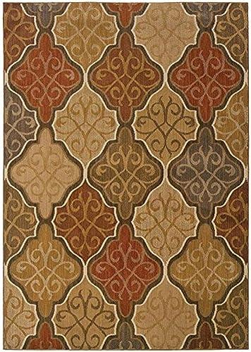 Oriental Weavers Kasbah 3832C Area Rug, 9 10 x 12 10