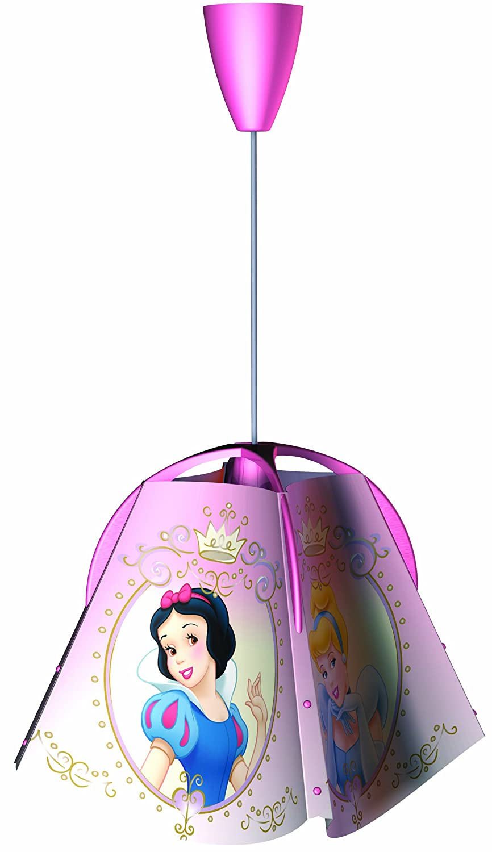 Magic Light - Lámpara de techo con pantalla doble, diseño de ...