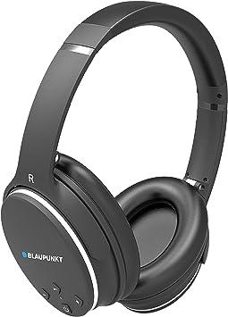Blaupunkt BLP4400 – Casque Audio Bluetooth, Noir: Amazon.fr: High-tech