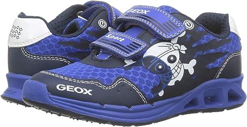 Geox Jungen J Dakin Boy B Sneaker
