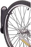 gearup 1-Bike Solo Vertical Wall Mount, Black