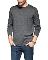 edc by ESPRIT Herren Slim Fit Pullover Basic